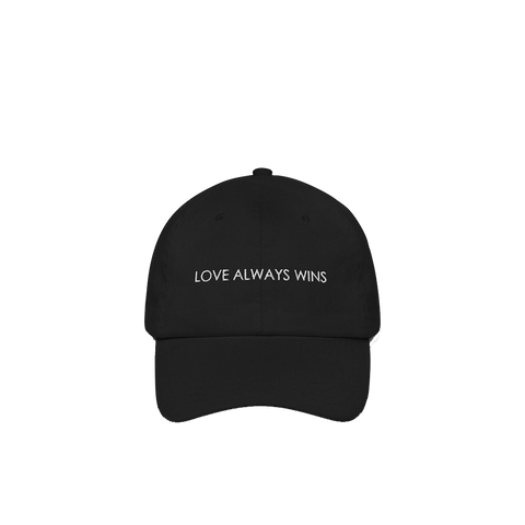 Love Always Wins Dad Hat + Digital Album