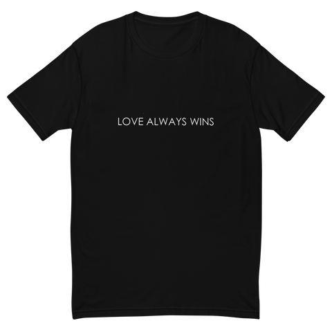 Love Always Wins T-Shirt + Digital Album