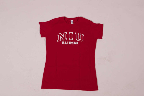 NIU Alumni Red Women's T-Shirt