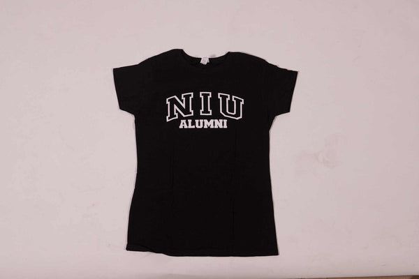 NIU Alumni Black Women's T-Shirt