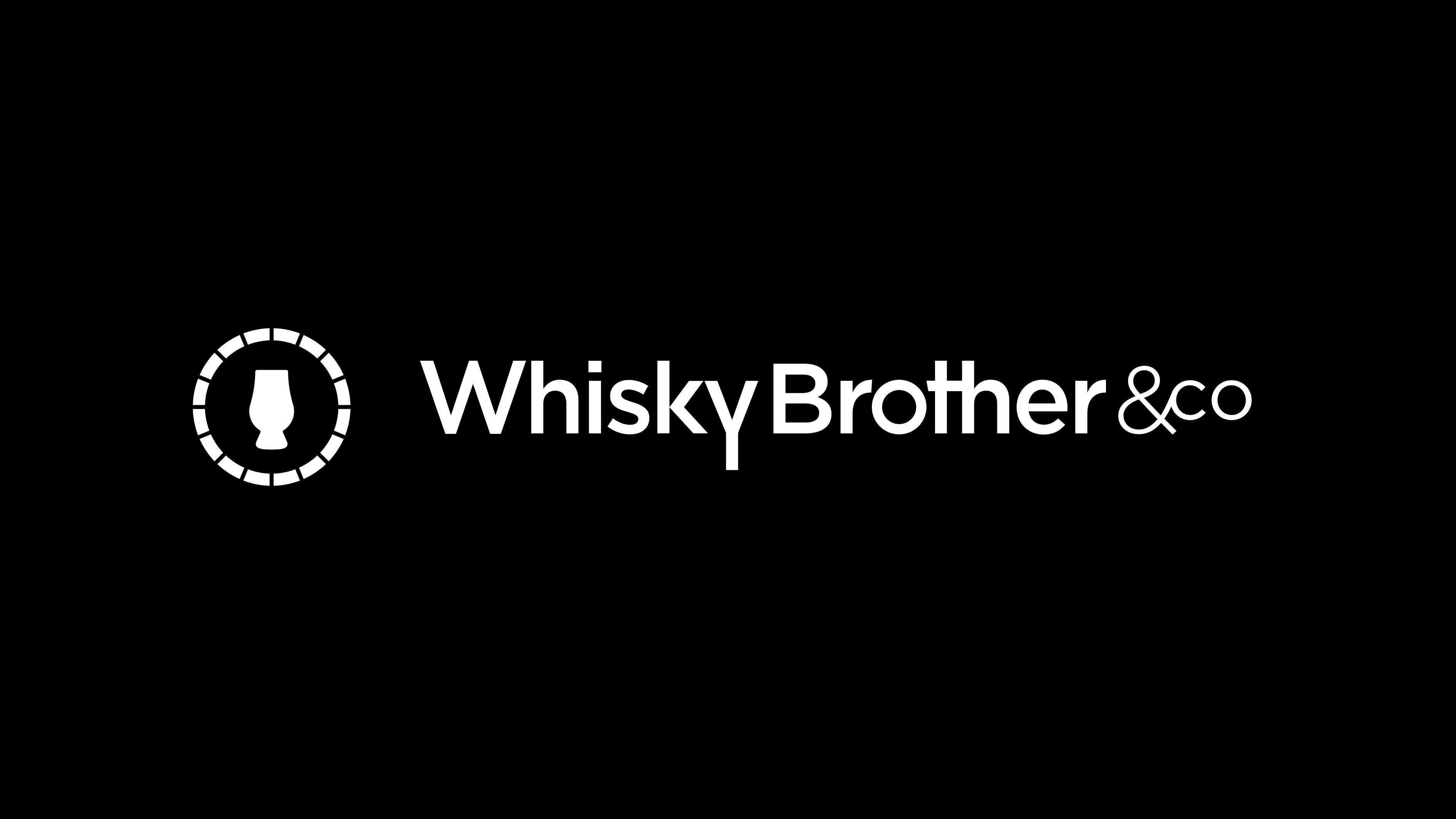 WhiskyBrother&Co New Logo