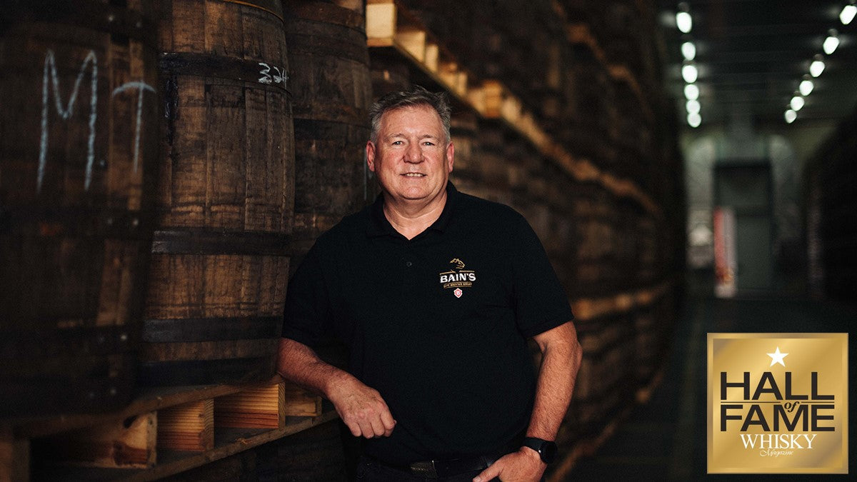 Andy Watts Inducted into the Whisky Hall of Fame