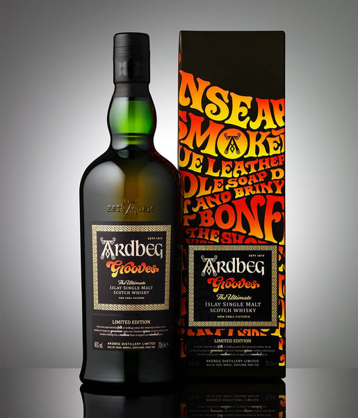Ardbeg Day Grooves Limited Release 2018
