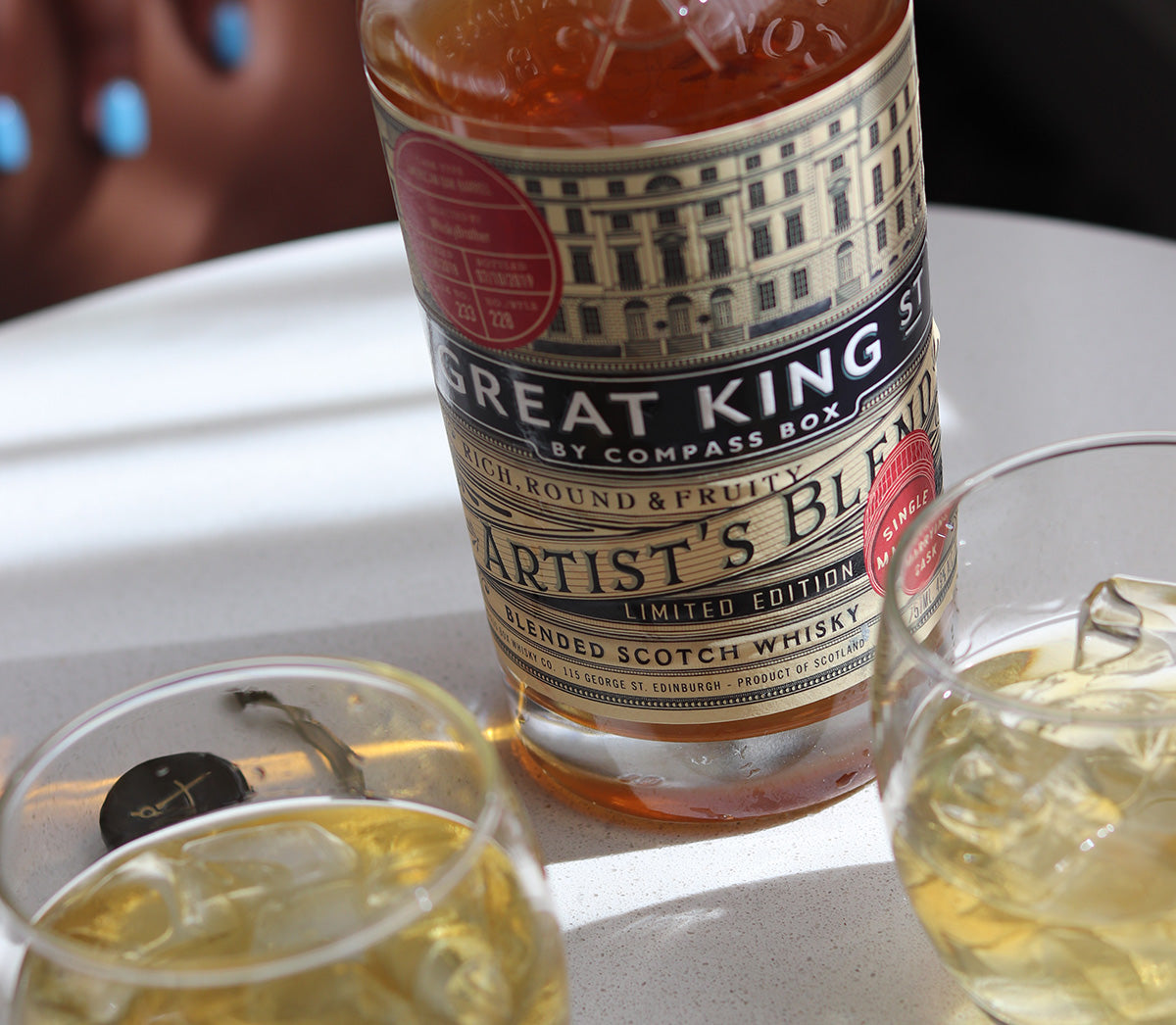 Great King Street WhiskyBrother Small Batch