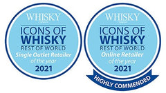 Icons of Whisky 2021 Rest of World