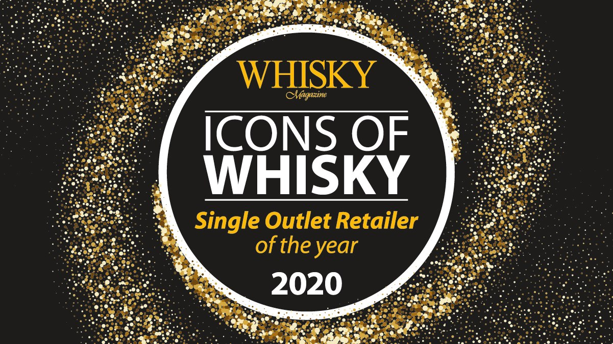 Icons of Whisky Single Retailer of the Year 2020