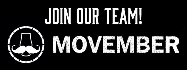 Join our Movember team!