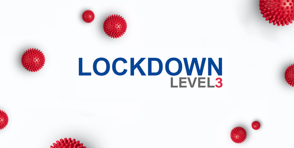 Lockdown Level 3 Notice