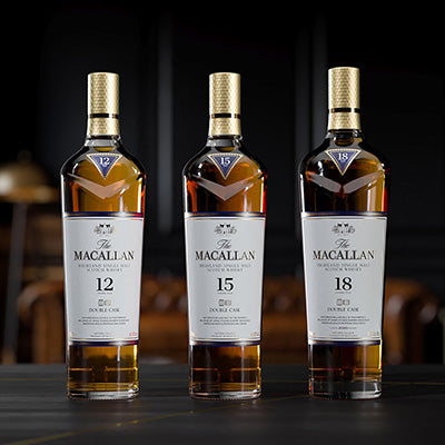 Macallan Double Cask Now Available