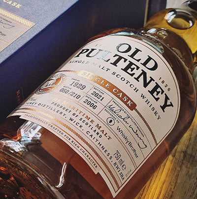 Old Pulteney 2006 Single Cask Exclusive
