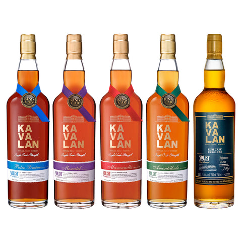 22-Oct Kavalan Solist Whisky Tasting at WhiskyBrother Bar