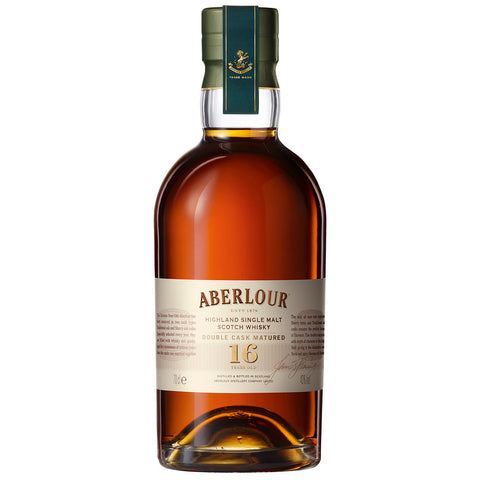 Aberlour 16yo Scotch Speyside Single Malt Whisky