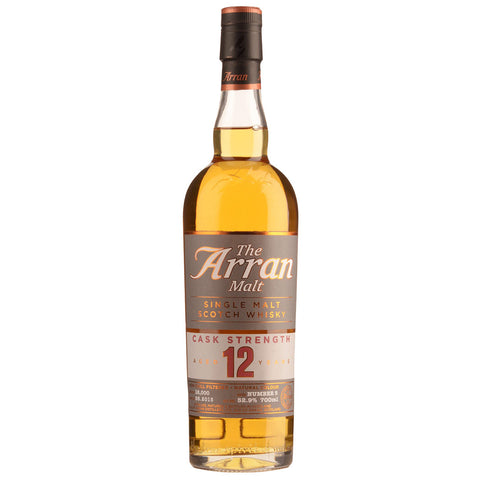 Arran 12yo Cask Strength