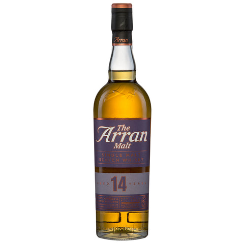 Arran 14yo Islands Single Malt Scotch Whisky