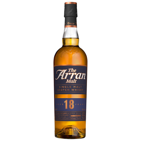 Arran 18 Year Old Islands Single Malt Scotch Whisky
