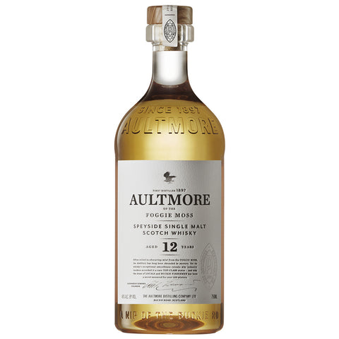 Aultmore 12yo Speyside Scotch Single Malt Whisky