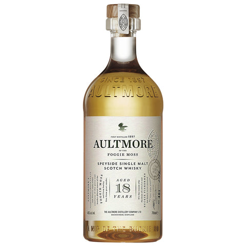 Aultmore 18yo Speyside Scotch Single Malt Whisky