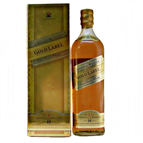 Johnnie Walker Gold 18yo