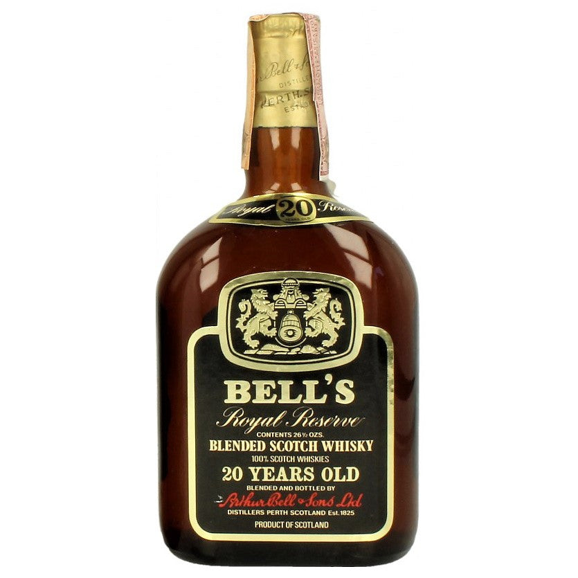 Bell's Royal Reserve 20yo Blended Scotch Whisky