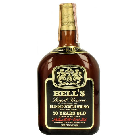 Bell's Royal Reserve 20 Year Old Blended Scotch Whisky