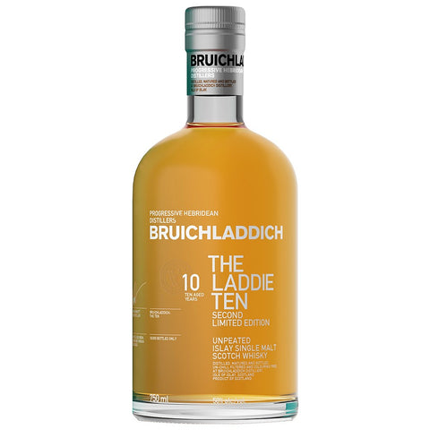 Bruichladdich The Laddie 10yo 2nd Edition Islay Scotch Single Malt