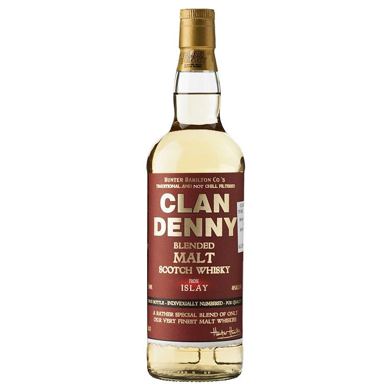 Clan Denny Islay Blended Malt Scotch Whisky