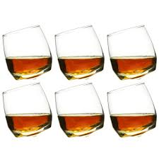 Club Whisky Glasses 6 Pack