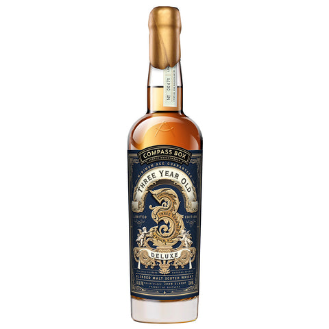 Compass Box 3yo Deluxe Scotch Blended Malt