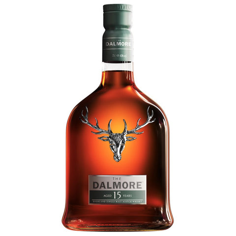 Dalmore 15 Year Old Highland Single Malt Whisky