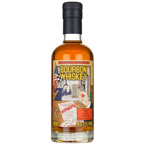 FEW 2yo Boutique-y Bourbon Whiskey