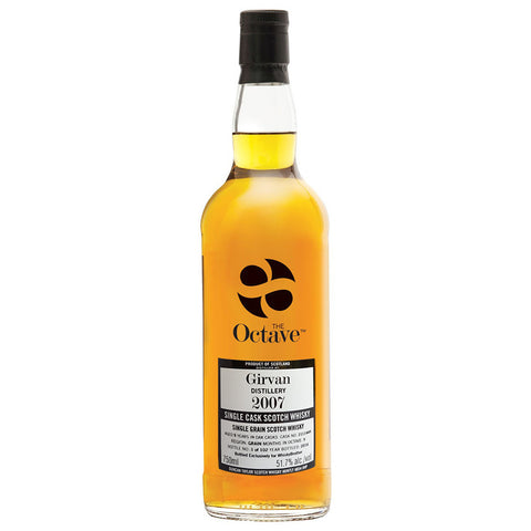 Girvan 2007 Scotch Single Grain Whisky
