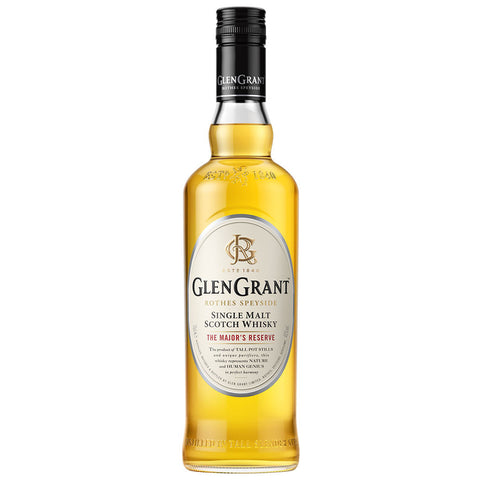 Glen Grant The Major's Reserve Speyside Single Malt Scotch Whisky