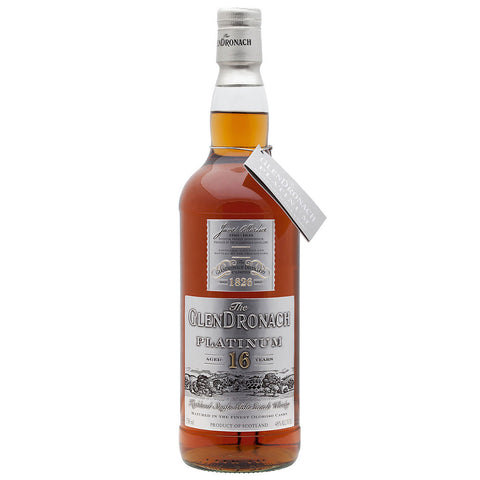 GlenDronach 16yo Platinum Highland Single Malt