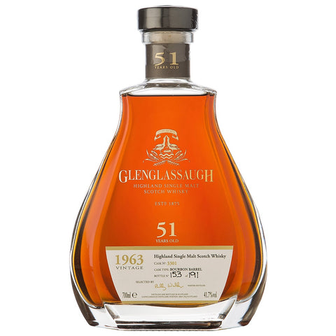 Glenglessaugh 51yo Highland Single Malt Scotch Whisky