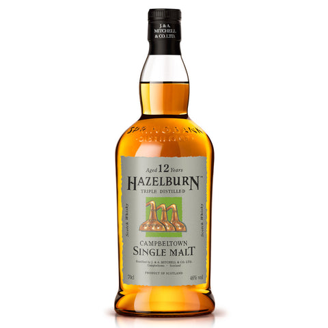 Hazelburn 12yo Scotch Single Malt Whisky