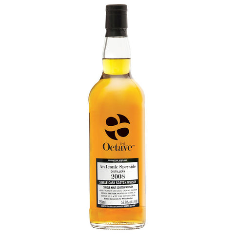 Iconic Speyside 2008 Scotch Single Malt Whisky