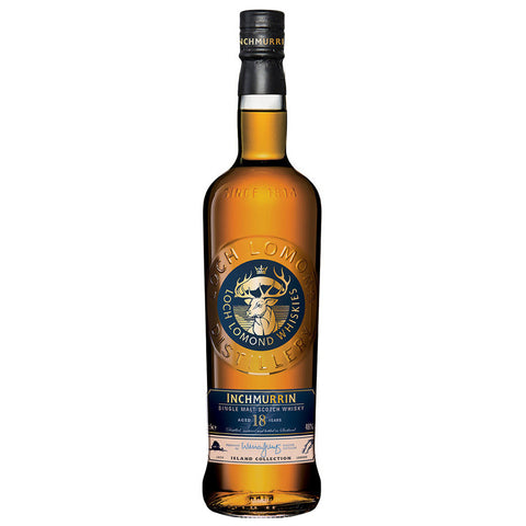 Inchmurrin 18 Year Old Highlands Single Malt Scotch Whisky