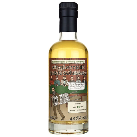 Irish Single Malt #2 14yo Boutiquey Whisky