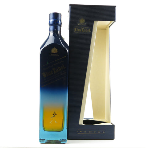 Johnnie Walker Blue Limited Edtion Karman Line