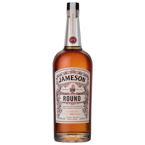 Jameson Round Deconstructed Series Irish Whiskey