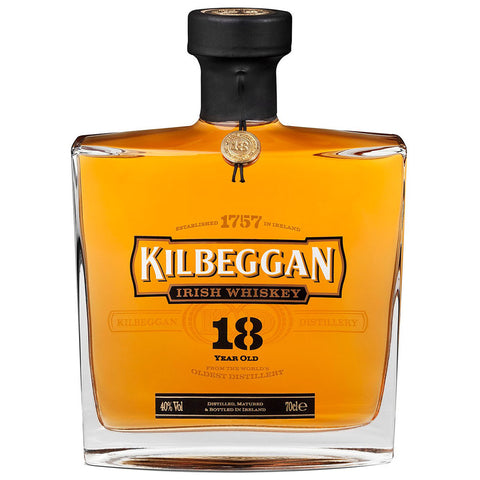 Kilbeggan 18yo Irish Blended Whiskey