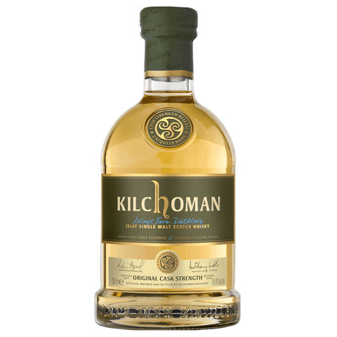 Kilchoman Original Cask Strength 2016