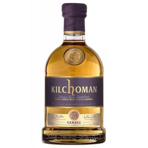 Kilchoman Sanaig 2020 Islay Single Malt Scotch Whisky