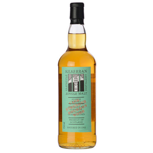 Kilkerran WIP #7 Cask Strength Bourbon Wood