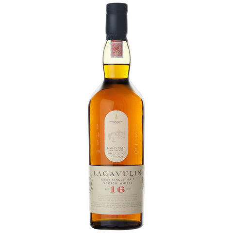 Lagavulin 16yo Single Islay Malt