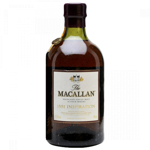 Macallan 1851 Inspiration Speyside Single Malt Scotch Whisky
