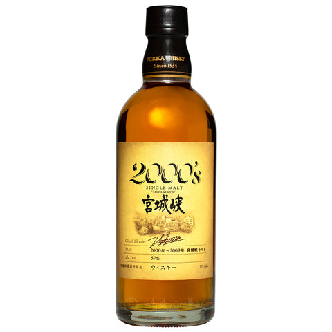Miyagikyo 2000s Single Malt Japanese Whisky