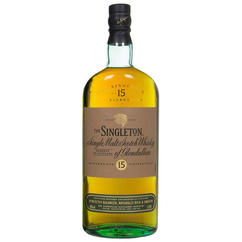 Singleton of Glendullan 15yo