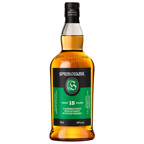 Springbank 15yo Scotch Single Malt Whisky