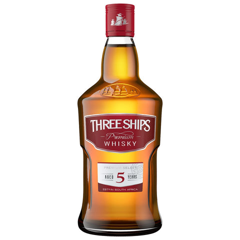 Three Ships 5yo South African Blended Whisky